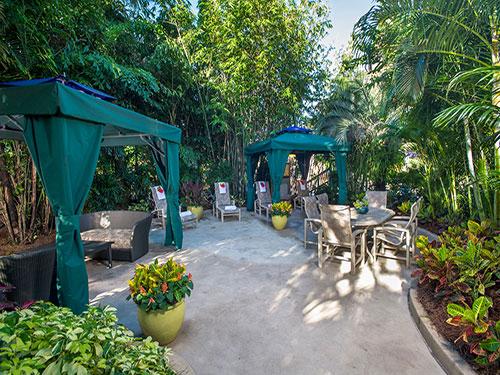 Ultimate Cabanas at Aquatica Orlando